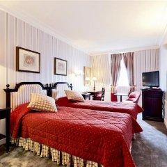 Отель Golden Tulip Washington Opera Франция, Париж - 11 отзывов об отеле, цены и фото номеров - забронировать отель Golden Tulip Washington Opera онлайн комната для гостей фото 4