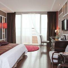 Отель Royal Lotus Hotel Ha long Вьетнам, Халонг - отзывы, цены и фото номеров - забронировать отель Royal Lotus Hotel Ha long онлайн комната для гостей фото 2