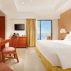 Отель Occidental Tucancun - Все включено Мексика, Канкун - 1 отзыв об отеле, цены и фото номеров - забронировать отель Occidental Tucancun - Все включено онлайн комната для гостей фото 6