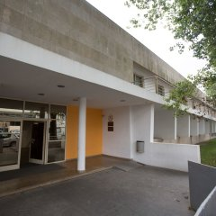 Отель HI Porto – Pousada de Juventude парковка