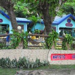 Отель Artistic Diving Resort парковка