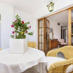 Отель Apartamentos Sa Torre Каньямель балкон