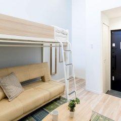 Отель Trip Pod Sumiyoshi C Хаката комната для гостей фото 3