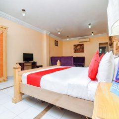 Отель OYO 168 Al Raha Hotel Apartments ОАЭ, Шарджа - отзывы, цены и фото номеров - забронировать отель OYO 168 Al Raha Hotel Apartments онлайн комната для гостей фото 3