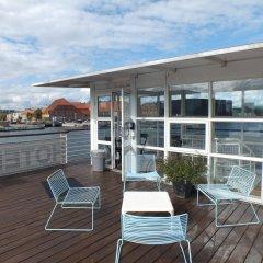Отель CPH Living Дания, Копенгаген - отзывы, цены и фото номеров - забронировать отель CPH Living онлайн бассейн фото 3