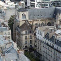Отель Hôtel Saint Merry Франция, Париж - отзывы, цены и фото номеров - забронировать отель Hôtel Saint Merry онлайн фото 6