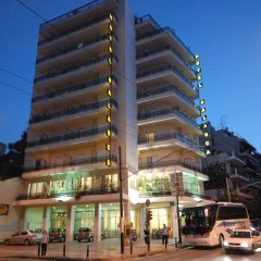 Balasca Hotel вид на фасад фото 2