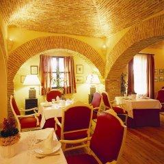 Отель Posada Real Del Pinar Посаль-де-Гальинас интерьер отеля