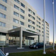 Отель Courtyard by Marriott Montreal Airport Канада, Монреаль - отзывы, цены и фото номеров - забронировать отель Courtyard by Marriott Montreal Airport онлайн парковка