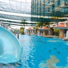 Отель The Gurney Resort Hotel & Residences Малайзия, Пенанг - 1 отзыв об отеле, цены и фото номеров - забронировать отель The Gurney Resort Hotel & Residences онлайн бассейн фото 3