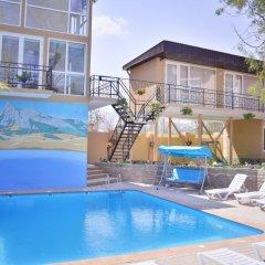 Гостиница Feliz Verano в Коктебеле 8 отзывов об отеле, цены и фото номеров - забронировать гостиницу Feliz Verano онлайн Коктебель бассейн фото 3