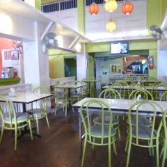 Отель Sawasdee Khaosan Inn Бангкок гостиничный бар
