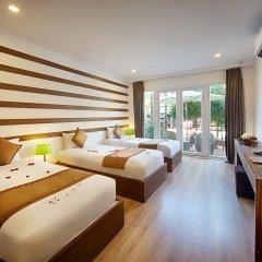 Vinh Hung 2 City Hotel комната для гостей фото 3