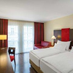 Отель Nh Salzburg City Зальцбург комната для гостей фото 3