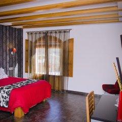 Отель La Morena комната для гостей