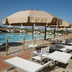 Отель Antico Borgo Casalappi пляж