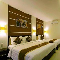 Отель Golden Palm Villa Вьетнам, Хойан - отзывы, цены и фото номеров - забронировать отель Golden Palm Villa онлайн комната для гостей фото 3