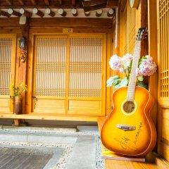 Отель Gung Guesthouse Южная Корея, Сеул - отзывы, цены и фото номеров - забронировать отель Gung Guesthouse онлайн интерьер отеля