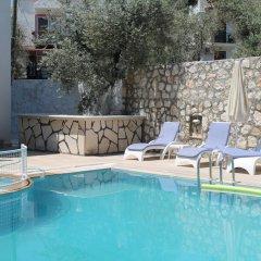 Lizo Hotel Турция, Калкан - отзывы, цены и фото номеров - забронировать отель Lizo Hotel онлайн бассейн