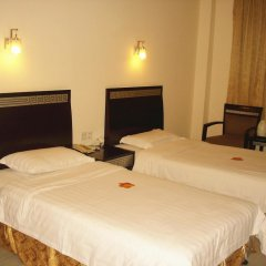 Отель Shanghai City Central International Hostel Китай, Шанхай - отзывы, цены и фото номеров - забронировать отель Shanghai City Central International Hostel онлайн комната для гостей фото 3