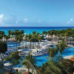 Отель Riu Yucatan All Inclusive пляж