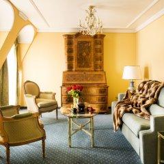 Отель La Reserve EDEN AU LAC Zurich интерьер отеля фото 3