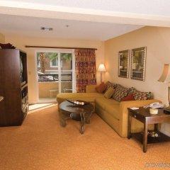 Отель Desert Rose Resort США, Лас-Вегас - 9 отзывов об отеле, цены и фото номеров - забронировать отель Desert Rose Resort онлайн комната для гостей фото 4
