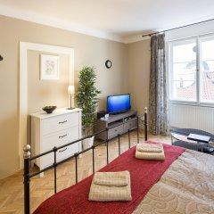 Отель Old Town - Templova Apartments Чехия, Прага - отзывы, цены и фото номеров - забронировать отель Old Town - Templova Apartments онлайн комната для гостей фото 2