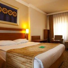 Almer Hotel Турция, Анкара - 1 отзыв об отеле, цены и фото номеров - забронировать отель Almer Hotel онлайн комната для гостей фото 2