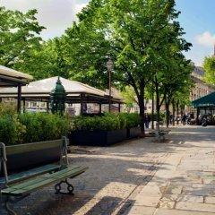 Отель Hôtel Bel Ami парковка