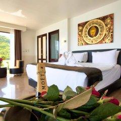Отель Crystal Bay Beach Resort комната для гостей фото 2
