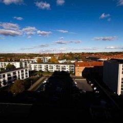 Отель Zleep Hotel Aarhus Syd Дания, Орхус - отзывы, цены и фото номеров - забронировать отель Zleep Hotel Aarhus Syd онлайн парковка