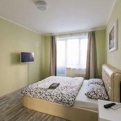 Гостиница MaxRealty24 Putilovka, Geroev Panfilovcev 9k1 комната для гостей фото 3