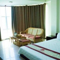Отель Thuy Van Hotel Вьетнам, Вунгтау - отзывы, цены и фото номеров - забронировать отель Thuy Van Hotel онлайн комната для гостей фото 2
