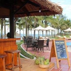 Отель Agribank Hoi An Beach Resort Вьетнам, Хойан - отзывы, цены и фото номеров - забронировать отель Agribank Hoi An Beach Resort онлайн гостиничный бар