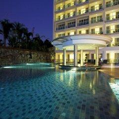 Отель Centara Nova Hotel & Spa Pattaya Таиланд, Паттайя - отзывы, цены и фото номеров - забронировать отель Centara Nova Hotel & Spa Pattaya онлайн бассейн фото 3
