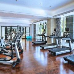 The Azure Qiantang,a Luxury Collection Hotel,Hangzhou фитнесс-зал фото 3