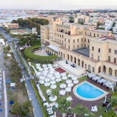 Отель Casino Rodos Grande Albergo Delle Rose бассейн фото 2