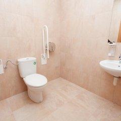 Galaxy Star Hostel Barcelona ванная фото 3