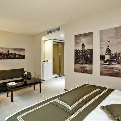 Peninsula Galata Boutique Hotel комната для гостей