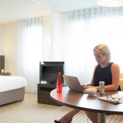 Отель Novotel Suites Cannes Centre Франция, Канны - 10 отзывов об отеле, цены и фото номеров - забронировать отель Novotel Suites Cannes Centre онлайн комната для гостей фото 5