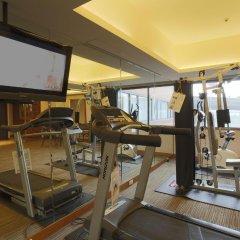 Hotel Riverview Taipei фитнесс-зал фото 2