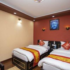 Отель Gurung's Home Непал, Катманду - отзывы, цены и фото номеров - забронировать отель Gurung's Home онлайн комната для гостей фото 3