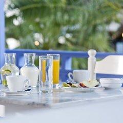 Отель Acqua Vatos Santorini Hotel Греция, Остров Санторини - отзывы, цены и фото номеров - забронировать отель Acqua Vatos Santorini Hotel онлайн питание фото 2