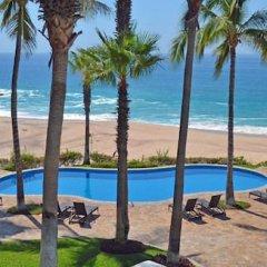 Отель Villa 222 at Villas del Mar Мексика, Сан-Хосе-дель-Кабо - отзывы, цены и фото номеров - забронировать отель Villa 222 at Villas del Mar онлайн пляж фото 2