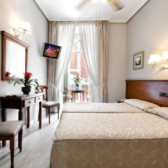 Отель Hostal Macarena комната для гостей фото 2