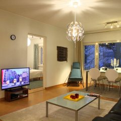 Отель Wonderful Helsinki Apartment Финляндия, Хельсинки - отзывы, цены и фото номеров - забронировать отель Wonderful Helsinki Apartment онлайн комната для гостей
