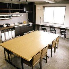The Gate Hostel Фукуока питание