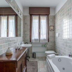 Отель Padova - Via Rizzo 49A Италия, Падуя - отзывы, цены и фото номеров - забронировать отель Padova - Via Rizzo 49A онлайн ванная фото 2