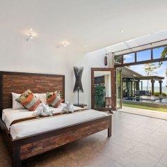 Отель The Emerald Beach Villa 4 Таиланд, Самуи - отзывы, цены и фото номеров - забронировать отель The Emerald Beach Villa 4 онлайн комната для гостей фото 2